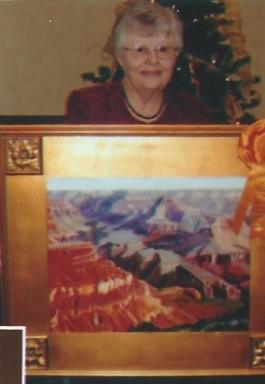017 - shirley with grand canyon