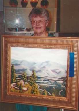 026 - shirley with snowy mountains winner